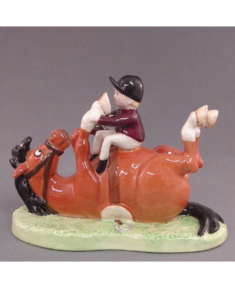 Norman Thelwell Royal Doulton
