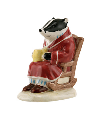 Wind In The Willows Royal Doulton
