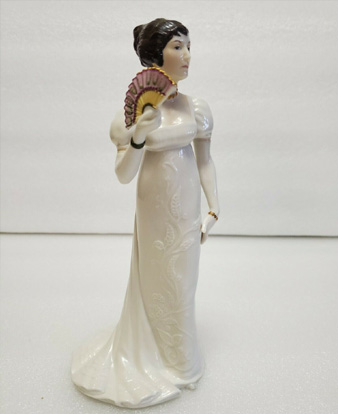 Franklin Porcelain Figurines
