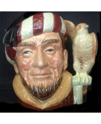 Large Character Jugs Royal Doulton