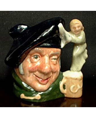 Small Character Jugs Royal Doulton