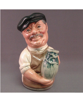 Toby Jugs Royal Doulton