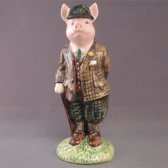 English Country Folk Beswick